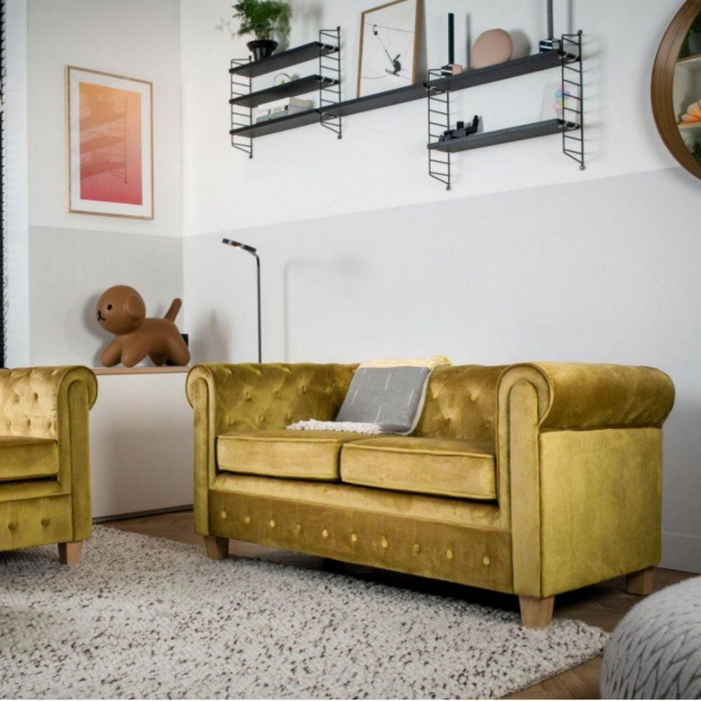 Chesterfield malinu geel sfeer (1)
